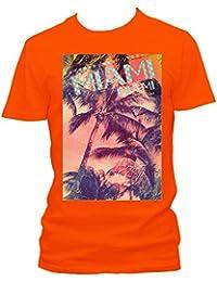 Miami Cooles Party Herren Shirt