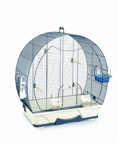 Savic Evelyne 50 Navy Blue Bird Cage 70 X 38 X 73 Cm 1