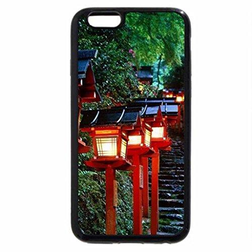 iPhone 6S / iPhone 6 Case (Black) LANTERN ROAD, JAPAN