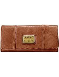 Fossil Emory Porte-monnaie Sac à main - Pochette cuir 19 cm