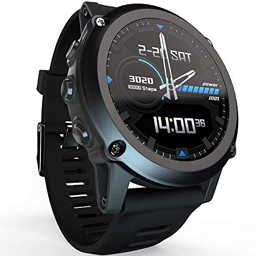 ZXT intelligentes Uhr-volles Netcom Wifi erwachsener benennender wasserdichter Uhr-männlicher und weiblicher allgemeiner Unterstützungs-Kommunikations-Netz 4G, GPS Beidou, das genaue Daten positionier