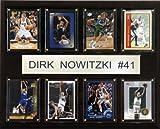 C & I Collectables NBA Dirk Nowitzki Dallas Mavericks 8Karte Plaque
