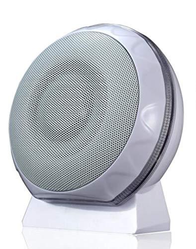 Jbl-akustik-sound Bluetooth (Mini Tragbare Lautsprecher Audio Musik Player Hochwertige Lautsprecher Stereo Bass Druck,White)
