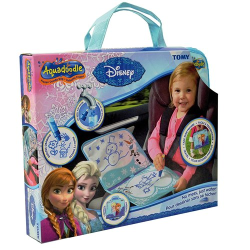 Aquadoodle Frozen Doodle Travel Bag - Mess Free Drawing Fun for Children ages 18 months+
