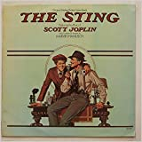The Sting Original Motion Picture Soundtrack Featuring The Music Of Scott Joplin [LP]