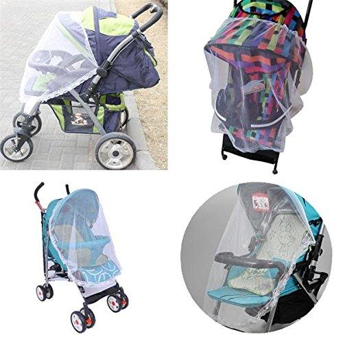 Bazaar Buggy Spaziergänger Kinderbett Baby Säuglingskinderwagen Moskito Insekt Net elastischem Mesh -