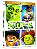 Shrek 1-4 [DVD]