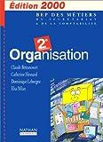 Image de Organisation, seconde pro (BEP métiers), 2000