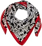 W for Woman Women's Scarf (16AU80637-91676_White_WFS)