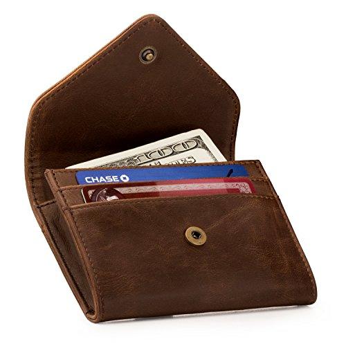 0841cb3e43 OTTO Portafoglio in Ecopelle con Porta Monete e Porta Carte di Credito o  Tessere – Blocco