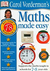Maths Made Easy: Age 7-8 Bk.3 (Carol Vorderman's Science Made Easy)