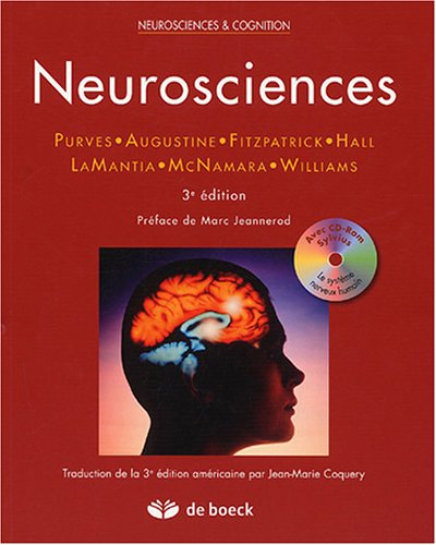 Neurosciences (CD-Rom inclus)