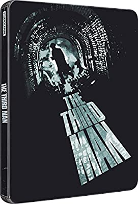 Der dritte Mann (The Third Man) Limited Edition Steelbook (Import mit deutschem Ton) [Blu-ray]