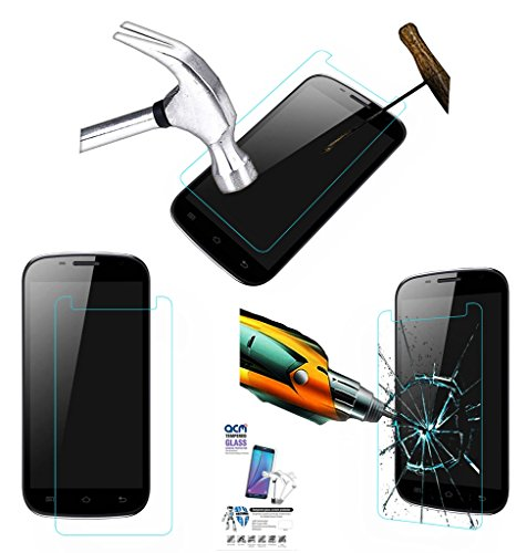 Acm Tempered Glass Screenguard For Karbonn Smart A26 Mobile Screen Guard Scratch Protector  available at amazon for Rs.179