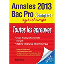 fr bac pro annales