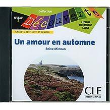 Un amour en automne - Niveau 2 - Lecture Découverte - CD