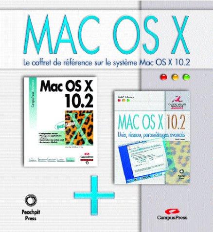 Coffret Mac OS X 10.2 par John Ray
