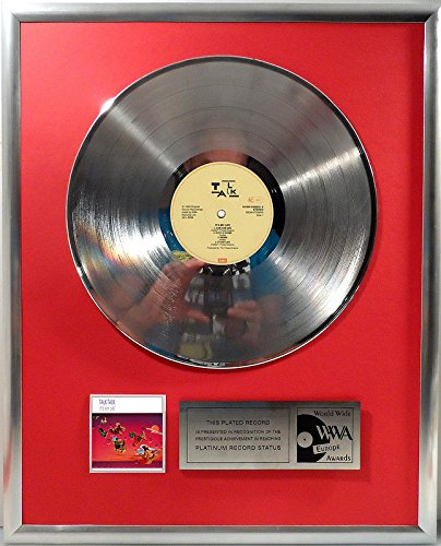 talk-talk-its-my-life-platin-schallplatte-goldene-gold-record