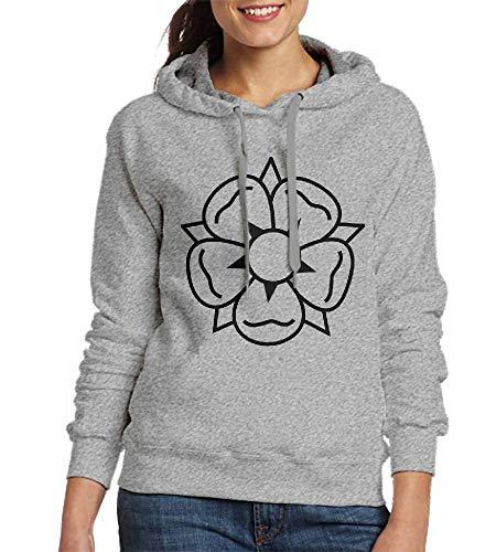 Laura Longman Sweatshirt Design Flower Head