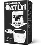 Oatly Vegan Creamy Oat Single Cream, 250 ml