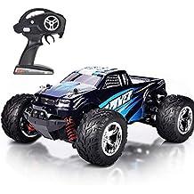 0379457de4fff1 ... télécommandée tout terrain. MaxTronic RC Voitures, RC Crawler Racing  Véhicule Camion 2.4Ghz 4WD Haute Vitesse 1