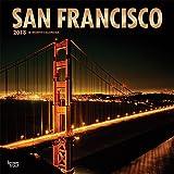 San Francisco 2018 - 18-Monatskalender mit freier TravelDays-App: Original BrownTrout-Kalender [Mehrsprachig] [Kalender] (Wall-Kalender) - BrownTrout Publisher