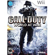Call of Duty: World at War - Nintendo Wii (Renewed)