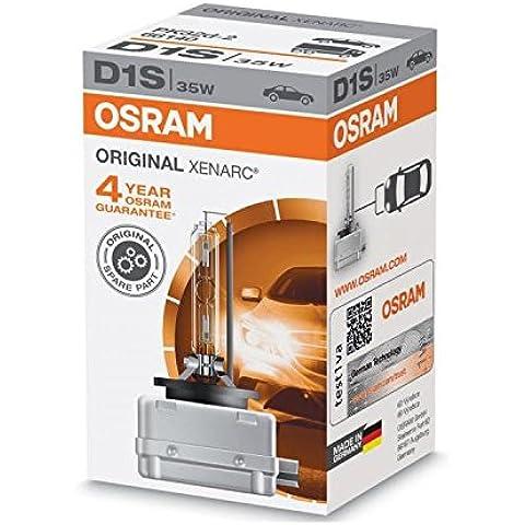 Osram 66140 Xenarc Lámpara de Xenón, D1S, 35 W