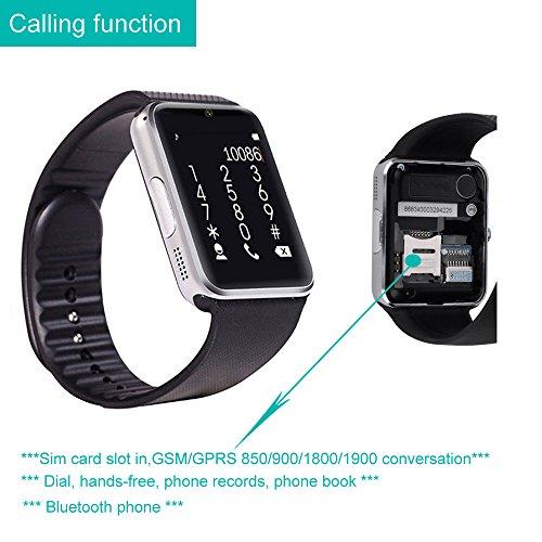 YAMAY® Bluetooth Smartwatch - 6