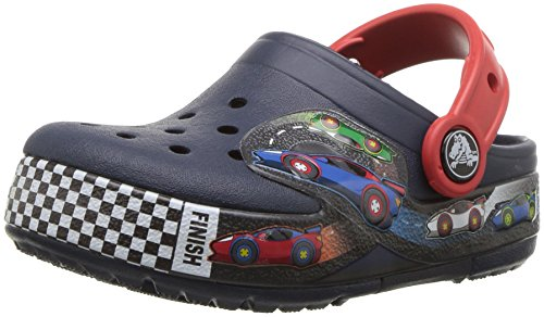 Crocs Unisex Kids Crocband Fun Lab Lights Clogs