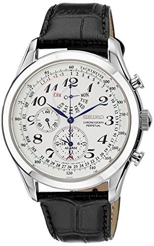 51FTQh7eafL - Seiko Dress Chronograph Mens SPC131P1 watch