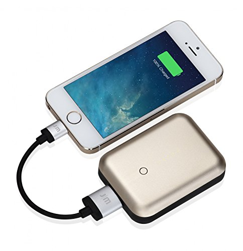 Just Mobile Gum++ Portable USB Power Pack 6000 mAh Gold Just Mobile Gum