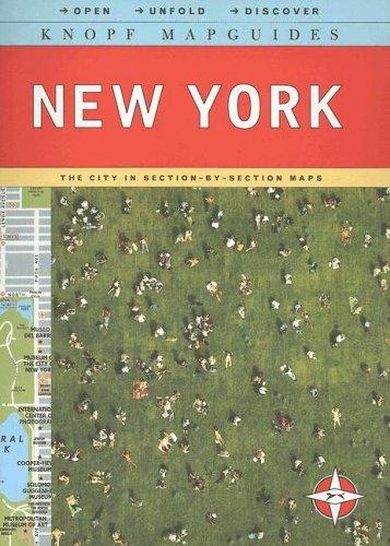 Knopf MapGuide: New York (Knopf Mapguides) - York New Mapguide