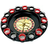 Shot Glass Roulette - Drinking Game Set / Drinking Roulette Game / Original Roulette Adult Party Game
