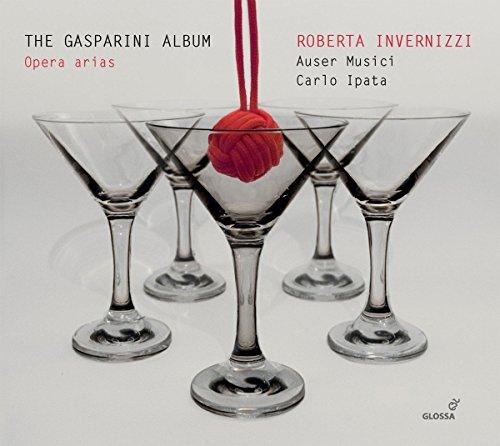 The Gasparini Album: Roberta Invernizzi