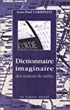 Dictionnaire imaginaire des stations de métro