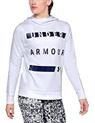 Under Armour Women's Synthetic Fleece Pullover Wm Warm-up Top