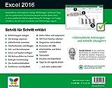 Image de Excel 2016: Schritt für Schritt erklärt. Alles auf einen Blick – so nutzen Sie Excel 2