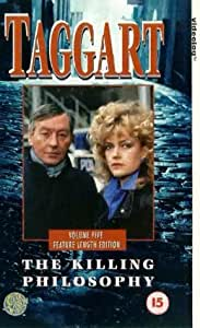 Taggart - Vol. 5 - The Killing Philosophy [VHS] (1987)