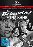 Das Bekenntnis der Ina Kahr - mit Curd Jürgens (Filmjuwelen)
