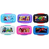 PERPETUAL BLISS™ (PACK OF 6) FANCY DISNEY THEME / DOUBLE LAYER LUNCH BOX FOR KIDS / DURABLE / EXCEL SIZE / BEST RETURN GIFTS ONLINE FOR KIDS BIRTHDAY PARTY Product Dimension (L X W X H)CM : 20 X 14 X 10 (FOR MORE GIFTS SEARCH FOR PERPETUAL BLISS&tra