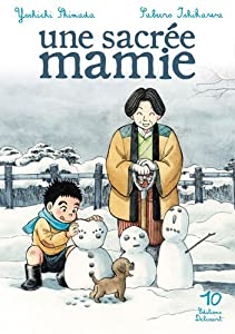Une sacrée mamie Edition simple Tome 10