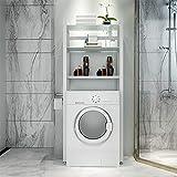 QFFL Tablett Kreative Badezimmer-Zahnstangen / Landungs-Toiletten-Wäscherei-Gestell / Balkon-Speicher-Regal (6 Farben optional) Elektrische dedizierte Basis ( Farbe : F , größe : 170cm )