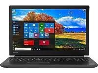 TOSHIBA Laptop Tecra A50-01R01S Intel Core i7 7th Gen 7500U (2.70 GHz) 4 GB Ram 1TB HDD Intel HD Graphics 620 15.6 Windows 10 Pro 64-Bit