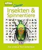 memo Clever. Insekten & Spinnentiere: Das schlaue Taschenlexikon