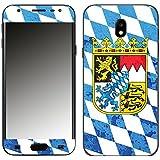"Disagu SF-107931_739 Design Folie für Samsung Galaxy J3 (2017) - Motiv ""Bayern-Mauer"""
