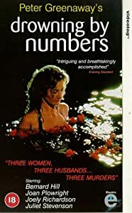 Drowning by Numbers [VHS] [1988]