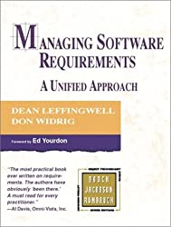 Managing Software Requirements: A Unified Approach (Object Technology Series)