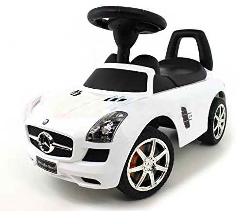 *Mercedes-Benz SLS AMG Rutschauto Rutscher Kinderfahrzeug Kinderauto Lizenz NEU*