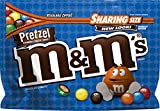 M&M's Pretzel Chocolate Candy Sharing Size 8-Ounce Bag …
